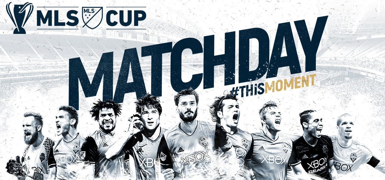 Sounders MLS Cup Preview