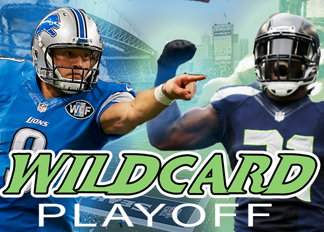 Wild Card Preview: Seahawks draw favorable opponent in floundering Lions