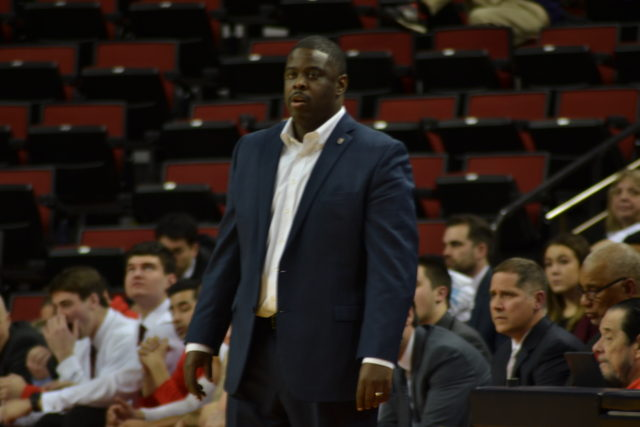 Redhawk's Cameron Dollar ousted as head coach.