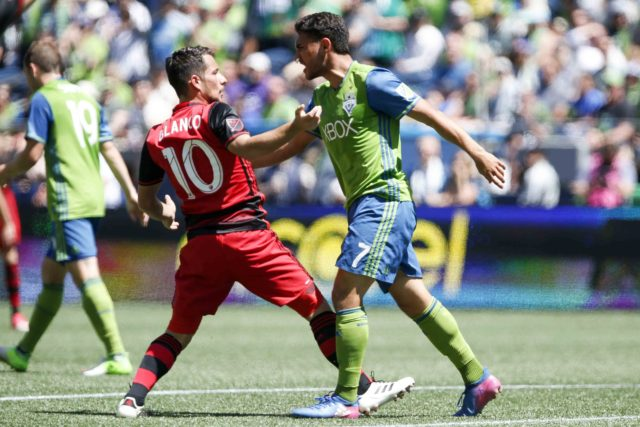 Frei records 50th MLS shut out while Sounders down hated rival Portland Timbers, 1-0
