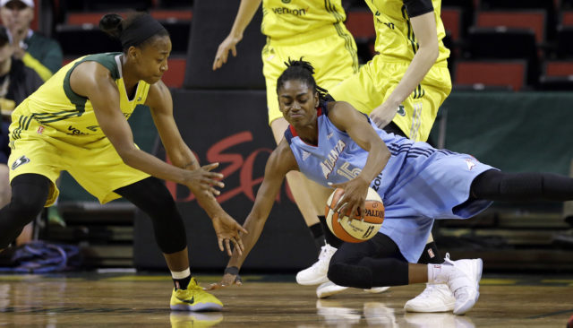 Overtime loss to dream is a rude awakening as Storm drop to .500
