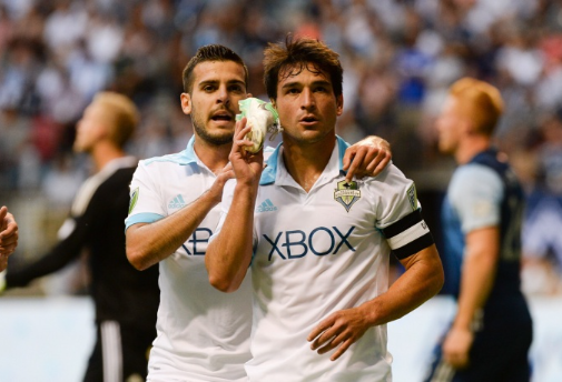 Sounders 1-1 tie with Vancouver but earn 1st place