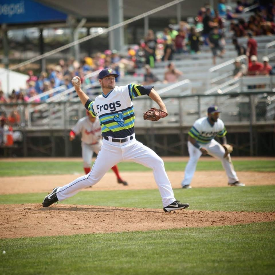 AquaSox: Local Boy Scott Gets His Wish! Up-close and personal with Scott Kuzminsky
