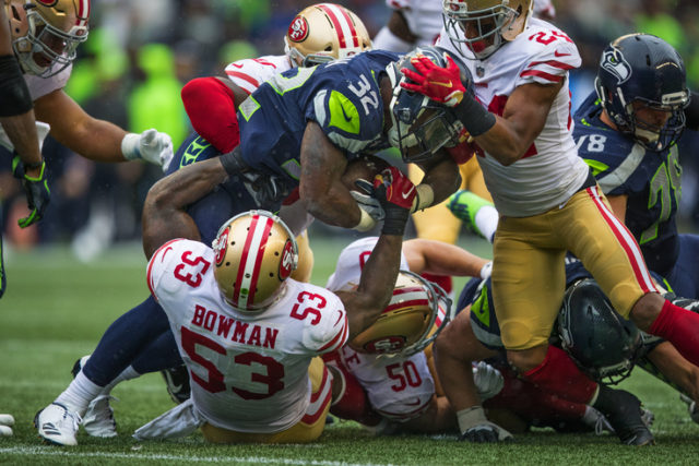 Seahawks look bad in 12-9 win over 49ers
