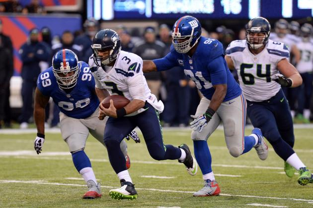 Seahawks: Good Bye, but back to work with the Giants this week