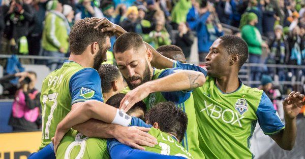 Sounders roll into MLS Cup with 3-0 shutdown on Dynamo