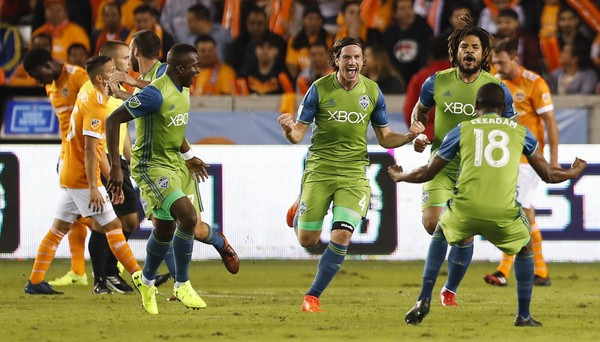 Sounders carry a 2-0 aggregate score into the 2nd leg of the Western Conference Finals