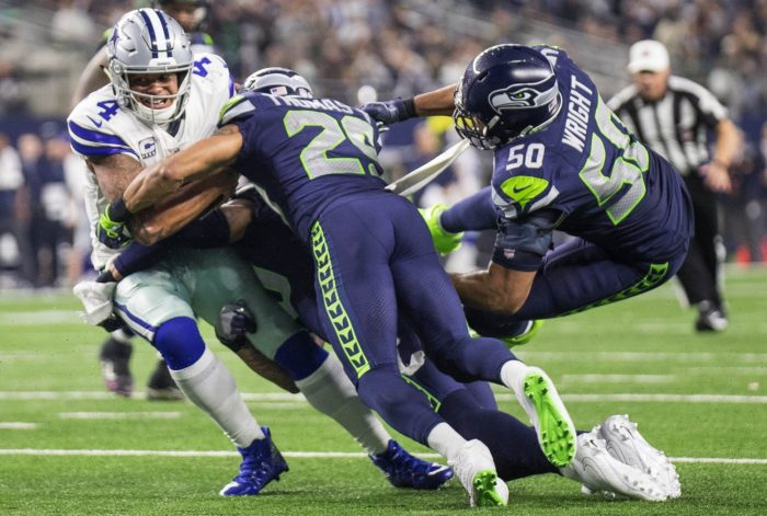 Seahawks punch Cowboys out of playoff picture with 21-12 road victory