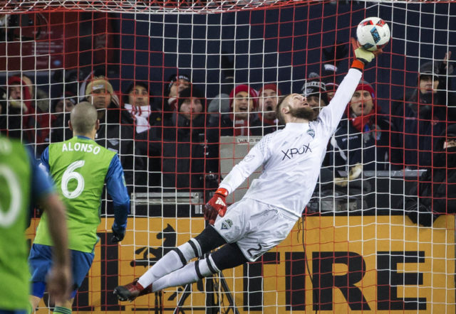 Rematch!!! MLS title pits the Reds vs the Rave Green for MLS Cup