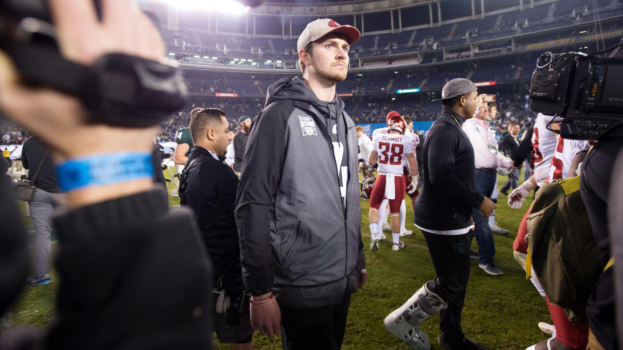 Falkless in San Diego!  WSU loses 2nd straight Holiday Bowl!