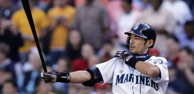 Ichiro to return to Mariners?