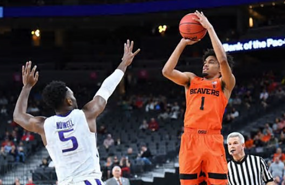 Washington's is looking at NIT after 69-66 loss to Beavers