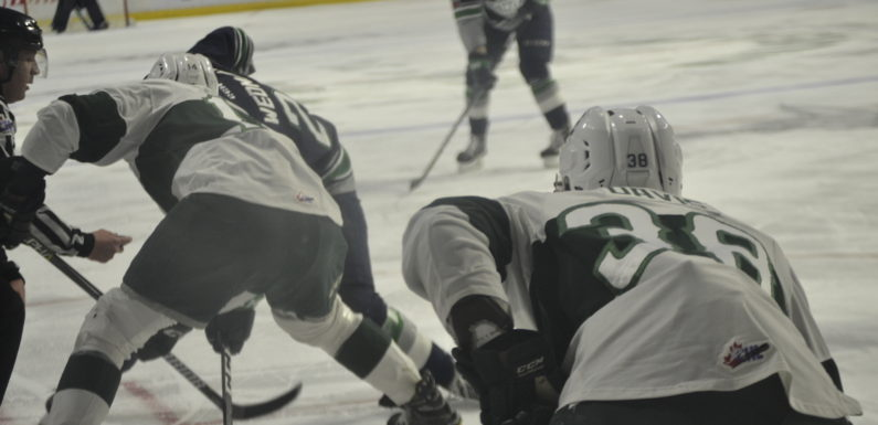 Silvertips drop game 2 to T-Birds 5-4 in OT