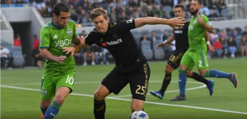 Sounders cant finish, lose in extra time to LA FC 1-0