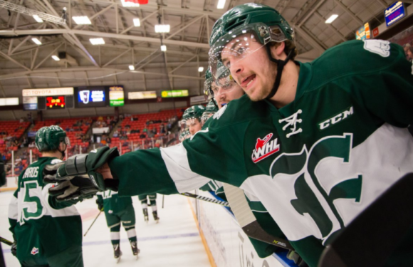 Silvertips win it in OT, down Americans 6-5 and head to WHL finals