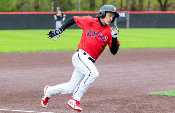 Seattle University's CF Dalton Hurd is a Man on a Mission