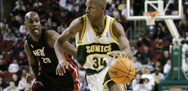 Former Supersonics legend Ray Allen named to the Naismith Memorial Basketball Hall of Fame 2018