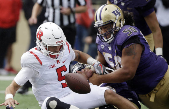 Washington Huskies draft prospects 2018