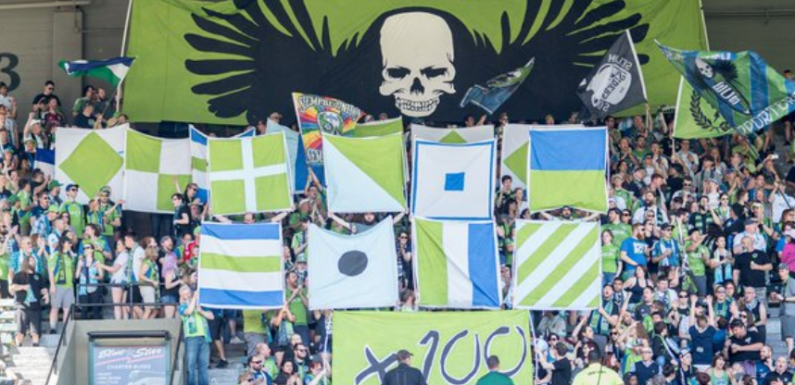 100th clash find Sounders falling to Timbers 1-0