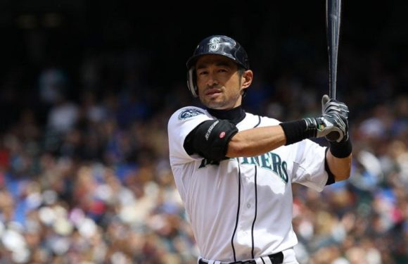 Ichiro taking a front office job, effectively retired from on field play