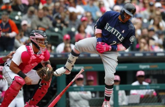 Glum news as Cano injured and M's lose series to Tigers