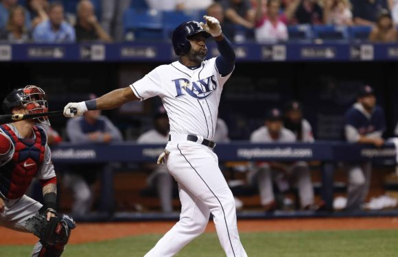 Mariners trade pieces, add Denard Span and Alex Colme