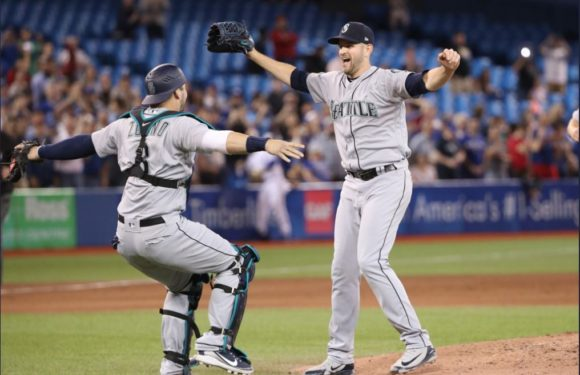 PAX Seattle! James Paxton hurls no-no against Blue Jays