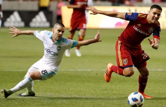 Sounders offense remains missing, lose 2-0 to RSL