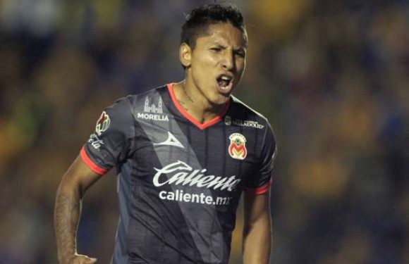 Sounder sign Raul Ruidiaz to a designated player contact