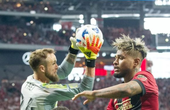 Sounders find a way to tie Atlanta United 1-1