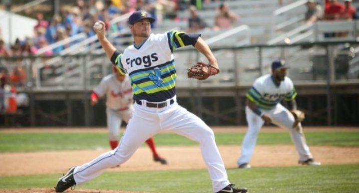 Catching up with Former AquaSox Scott Kuzminsky