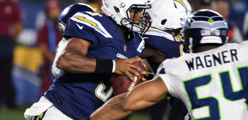 Hard to get excited about preseason football, even more difficult to watch Seahawks lose 24-14 to Chargers