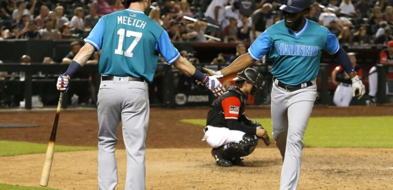 Mariners finally win a series, take out the D-Backs