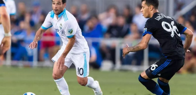 Sounders score 2 in extra time to down the Loons