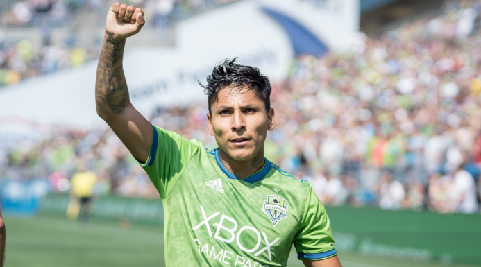 Sounders obliterate Galaxy 5-0, win franchise record 6 in a row