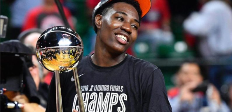 Storm win 3rd WNBA Championship in sweep over the Mystics