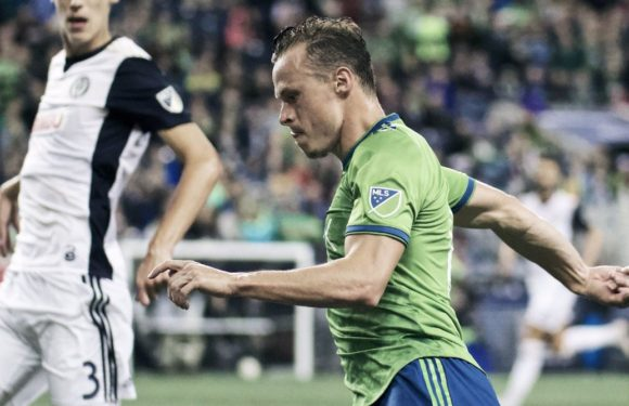 93rd minute defensive lapse ends Sounders win streak at 9
