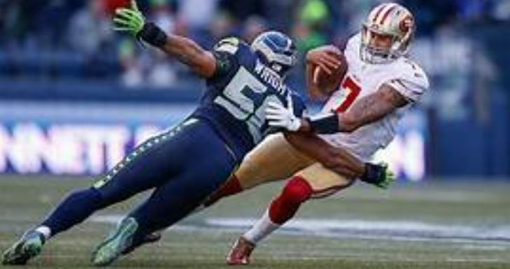 The cavalry return to help Seahawks: Wright and Dickson practicing