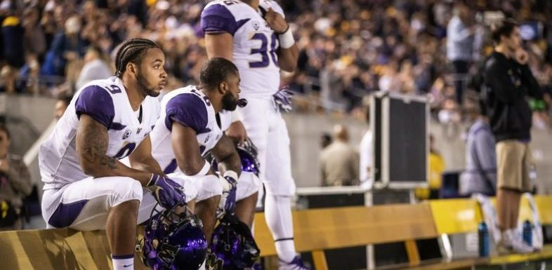 Huskies cant get out of their own way, lose 12-10 to Cal Bears