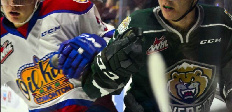 Silvertips put down the Oil Kings 5-3
