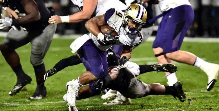 Without Myles Gaskin, Huskies find a way to win, defeat Colorado 27-13