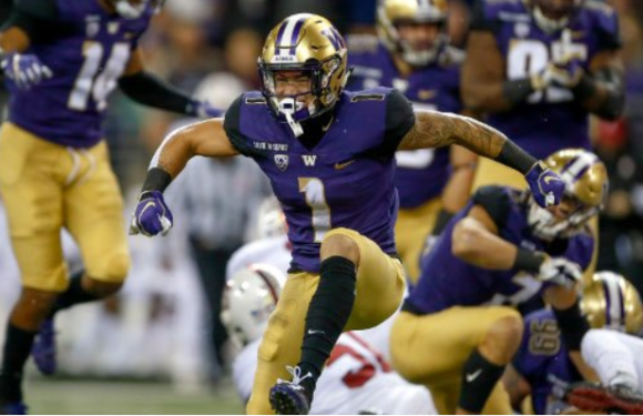 Gaskin returns to help Huskies edge out Stanford 27-23