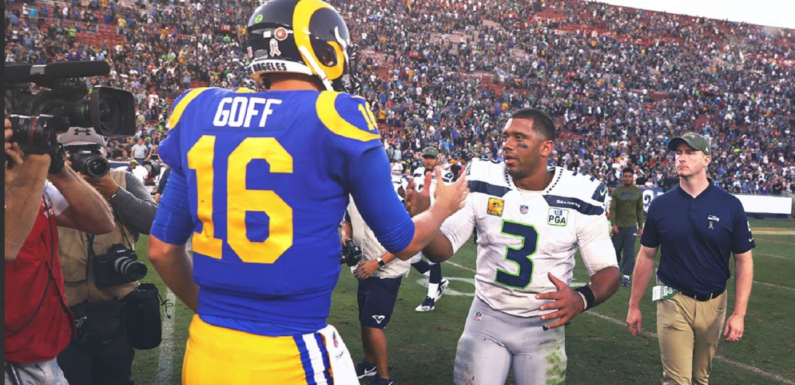 Seahawks come up short again, lose to Rams 36-31