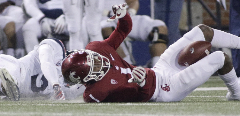 WSU Goes to 10-1 On the Season in a 69-28 Route Over Arizona!