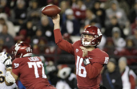 Magic Minshew Continues His Remarkable Run; Wazzu Wins Again in Thrilling Fashion