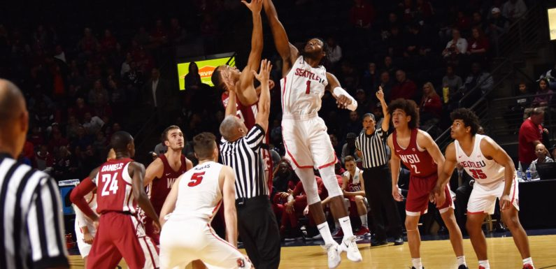 Seattle U takes out Wazzu 78-69 in big upset at Showare