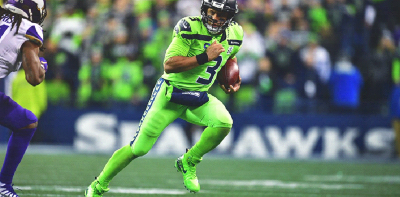 Playoffs all but secured as Seahawks ground and pound to a 21-7 win over Vikings