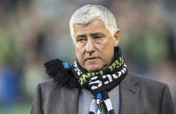 SSU remembers Sounder coach Sigi Schmid