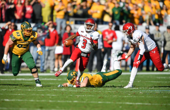 Eastern can't stop Bison in FCS Championship, lose 24-38
