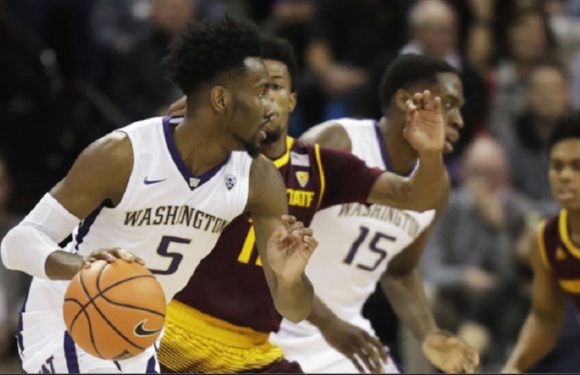 Don't look now but Husky basketball is poised to take control of the PAC 12